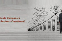 Why Should Companies Hire a Business Consultant?