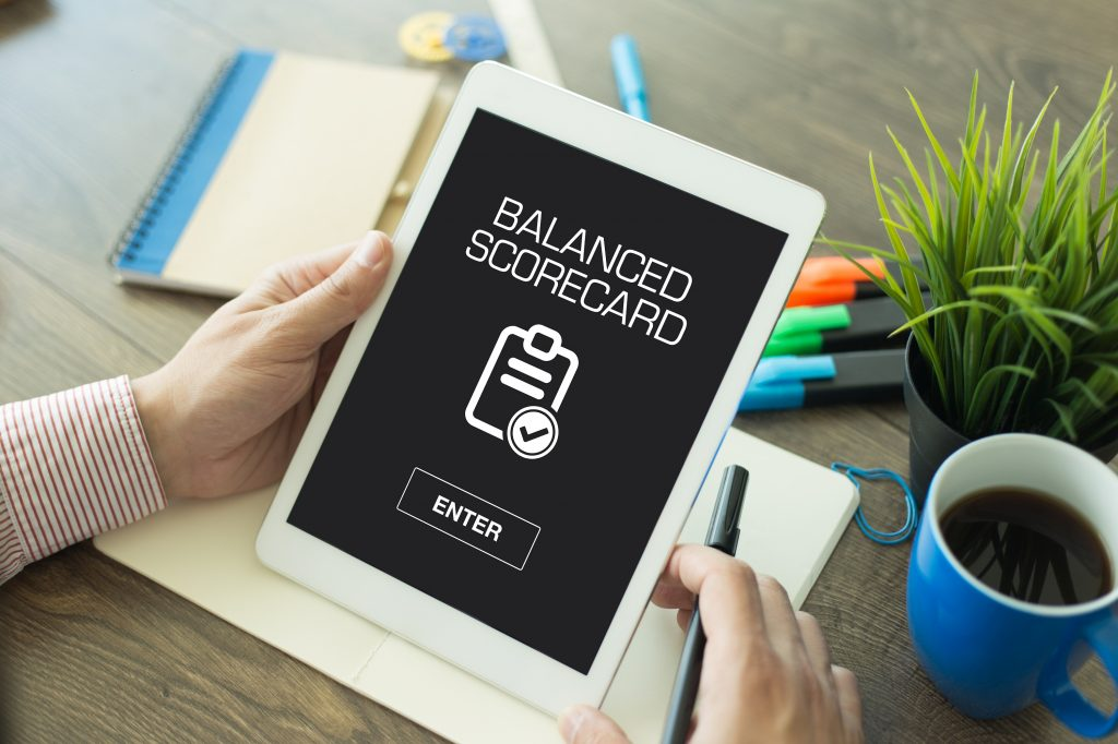 Balanced-Scoreboard-Implementation