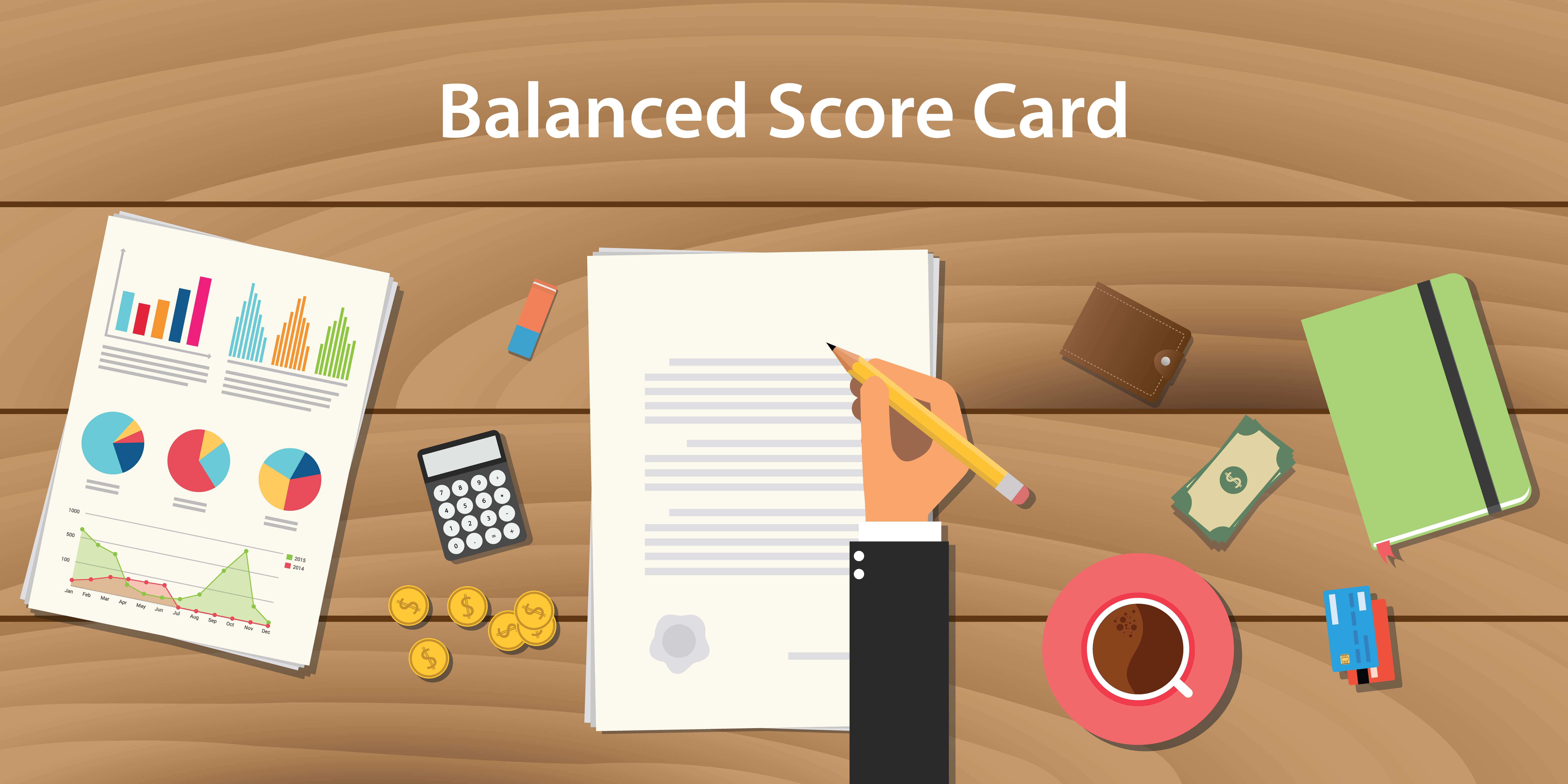 Balanced Scorecard: Your Golden Ticket To Continued Organizational Success!