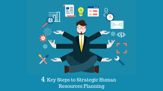 4 Key Steps to Strategic Human Resources Planning