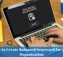 How to Create Balanced Scorecard for your Organization