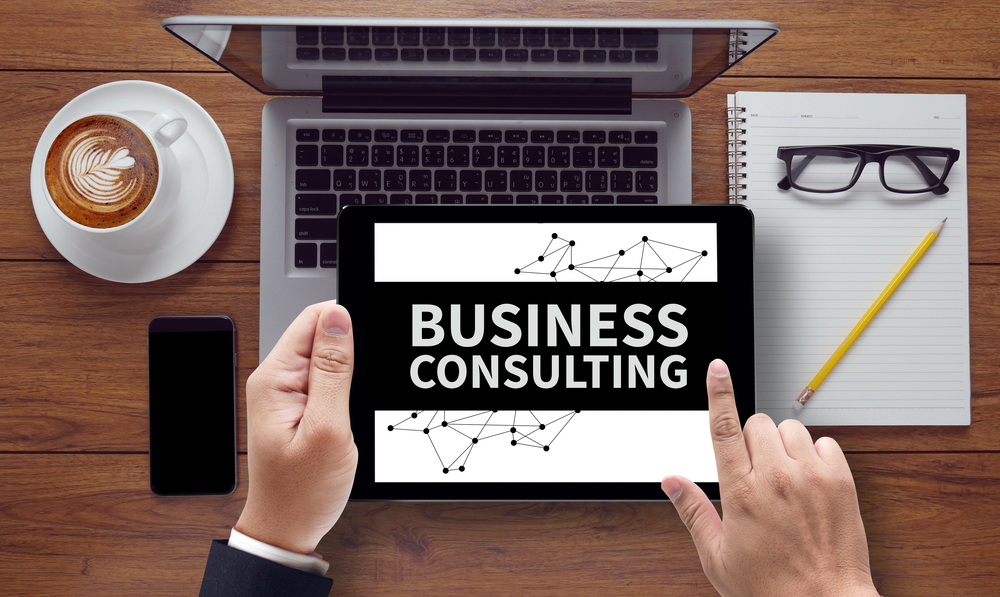 When shall startups hire a business consultant
